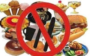 Makanan yang dilarang untuk ibu hamil 2