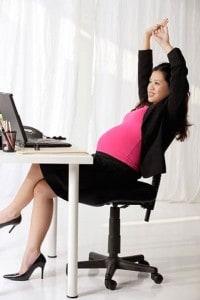 Tips bekerja saat hamil