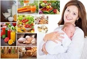 Makanan yang Mempengaruhi ASI