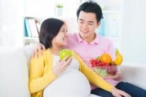 mual hamil atau maag biasa