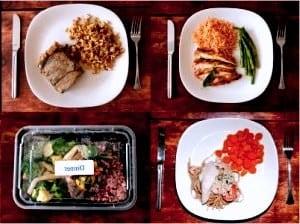 menu diet seminggu