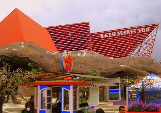 objek wisata secret zoo batu malang