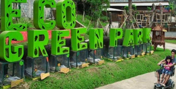 eco green park lokasi eco green park wahana di eco green park