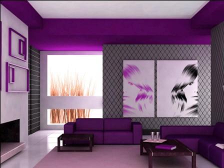 warna-cat-rumah-minimalis-nuansa-ungu