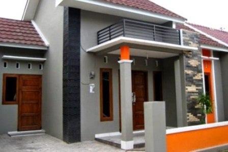 desain atap teras rumah minimalis