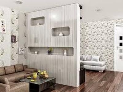 sekat ruangan minimalis bahan gypsum