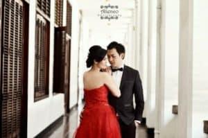 konsep prewedding indoor casual digedung atau museum | HamilPlus.Com 2021