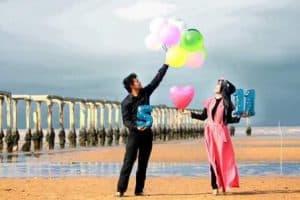 photo prewedding di pantai 10 | HamilPlus.Com 2021