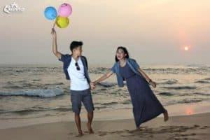 photo prewedding di pantai 4 | HamilPlus.Com 2021
