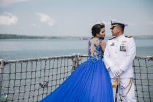 prewedding TNI AL 3 | HamilPlus.Com 2021
