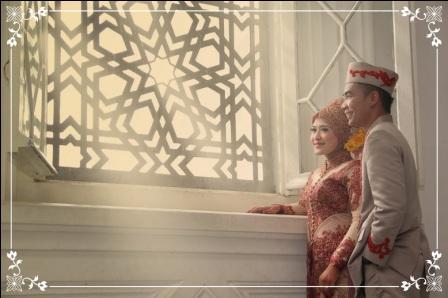 prewedding di masjid elegant | HamilPlus.Com 2021