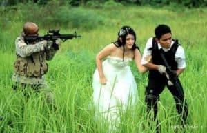 prewedding polisi