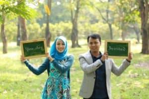 prewedding sederhana romantis 9