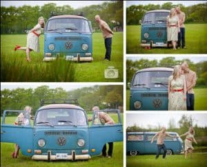 prewedding vintage style Pinjam VW Kerabat | HamilPlus.Com 2021