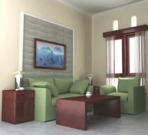 Hiasan Dinding Berdimensi Tipis Juga Cocok Diterapkan Pada Desain Ruang Tamu Minimalis Tipe  Pengaplikasian Hiasan Akan Membuat Nuansa Ruang Lebih Hidup