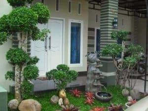 taman minimalis depan rumah 4 | HamilPlus.Com 2021