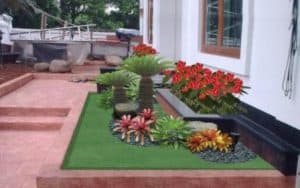 taman minimalis depan rumah 6 | HamilPlus.Com 2021