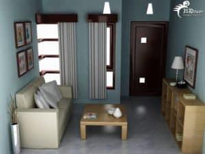 Desain Ruang Tamu Minimalis 15 | HamilPlus.Com 2021