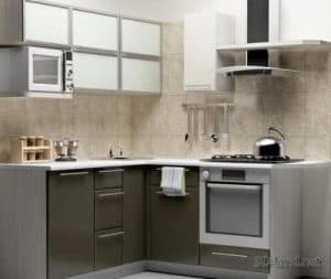 kitchen set minimalis untuk dapur kecil 11 | HamilPlus.Com 2021
