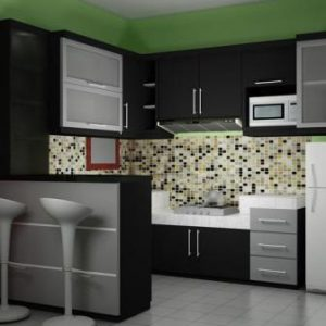 kitchen set minimalis untuk dapur kecil 7 | HamilPlus.Com 2021