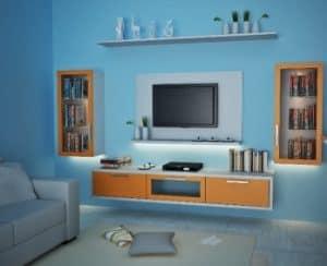 rak TV minimalis murah kualitas tinggi
