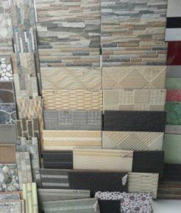 keramik dinding teras