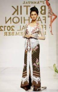 Model Kebaya Djoko Sasongko