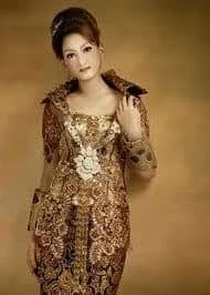 model kebaya modern Ivan Gunawan
