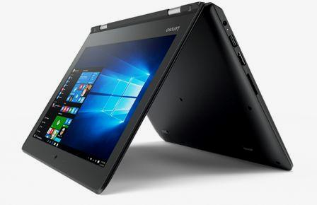 laptop hybrid Lenovo Yoga 310