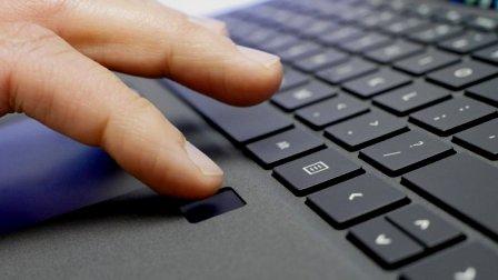 tips beli laptop berkualitas finger print sensor sidik jari keamanan
