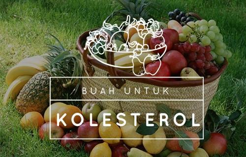 Buah Untuk Kolesterol