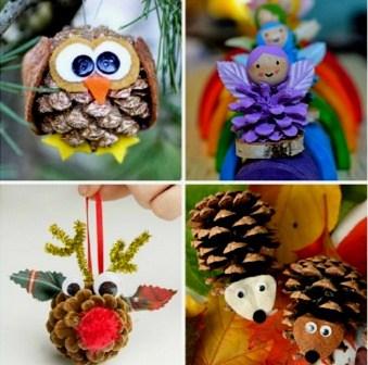 dekorasi natal unik dekorasi natal di rumah dekorasi natal dari barang bekas dekorasi pohon natal 7   HamilPlus.Com 2021