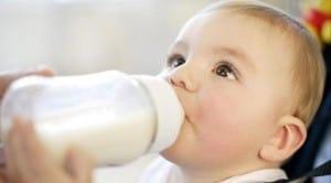 ASI Diganti Dengan Susu Formula