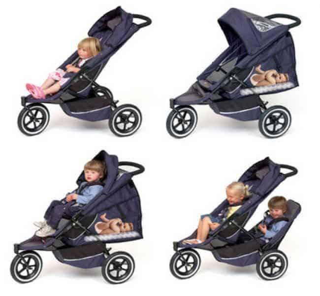 Memilih Kereta Dorong Bayi