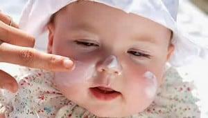 Mengatasi Gangguan Kulit Pada Bayi