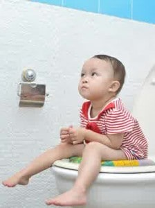 Mengatasi Sembelit Pada Bayi