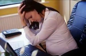 Mengatasi Stres Saat Hamil