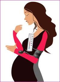 Tekanan Darah Tinggi pada Ibu Hamil