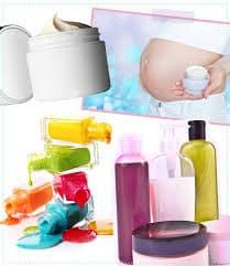 bahaya kosmetik saat hamil dampak