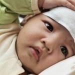 Mengatasi Demam Pada Bayi yang Aman, Cepat dan Ampuh 100%