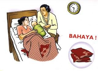 Bahaya Infeksi Nifas