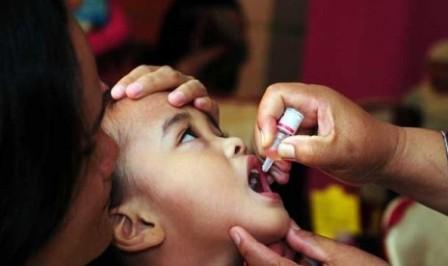 imunisasi Polio 2