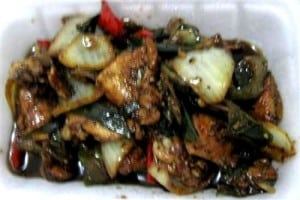 resep ayam lada hitam