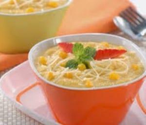 resep bubur jagung yang enak lezat cara memasak membuat