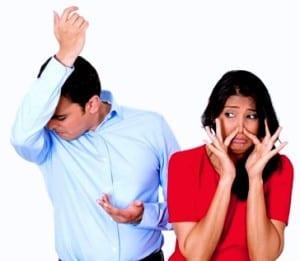 cara menghilangkan bau badan 2