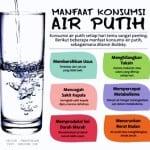 Tips Diet Air Putih untuk Menurunkan Berat Badan yang Efektif