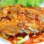 Resep Ikan Bawal Asam Manis untuk Santapan Keluarga Tercinta