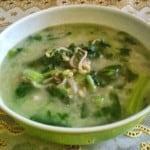 Resep Sayur Bobor Kangkung - Mudah, Enak dan Sederhana