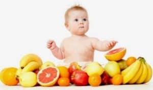 buah yang baik untuk bayi
