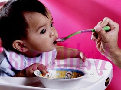 makanan padat untuk bayi